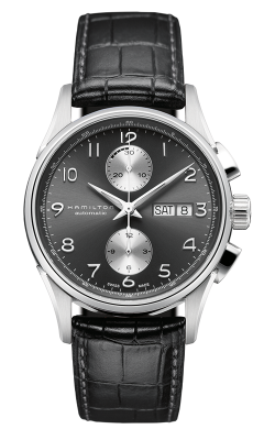 Hamilton Jazzmaster Maestro Auto Chrono Watch H32576785 product image