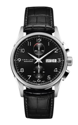 Hamilton Jazzmaster Maestro Auto Chrono Watch H32576735 product image
