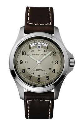 Hamilton Khaki King Auto Watch H64455523 product image