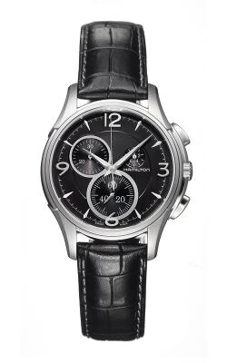 Hamilton Jazzmaster Chrono Quartz Watch H32372735 product image