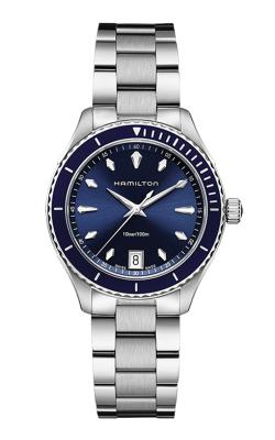 Hamilton Jazzmaster Seaview Quartz Watch H37451141 product image