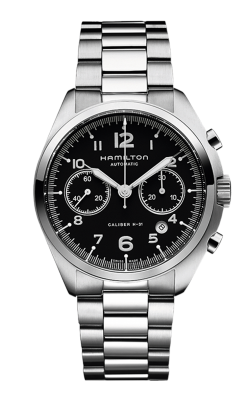 Hamilton Khaki Aviation Pilot Pioneer Auto Chrono Watch H76416135 product image