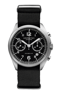 Hamilton Khaki Aviation Pilot Pioneer Auto Chrono Watch H76456435 product image