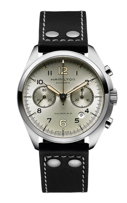 Hamilton Khaki Aviation Pilot Pioneer Auto Chrono Watch H76416755 product image