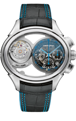 Hamilton Jazzmaster Face 2 Face Watch H32856705 product image