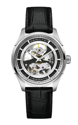 Hamilton Jazzmaster Viewmatic Skeleton Gent Auto Watch H42555751 product image