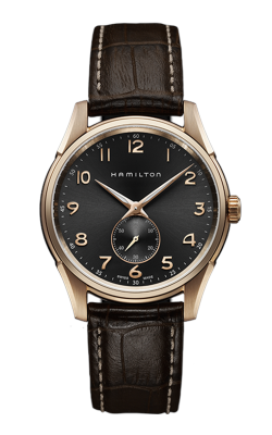 Hamilton Jazzmaster Thinline Petite Second Quartz Watch H38441583 product image