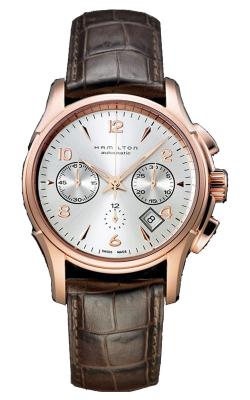 Hamilton Jazzmaster Auto Chrono Watch H32646555 product image