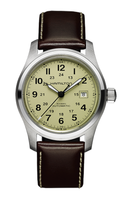 Hamilton Khaki Field Auto 42MM Watch H70555523 product image