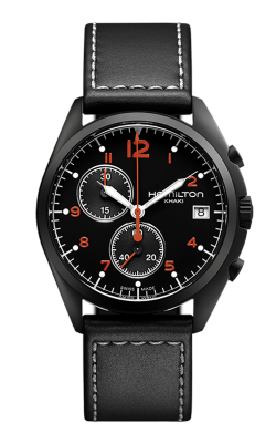 Hamilton Khaki Aviation Pilot Pioneer Chrono Quartz Watch H76582733 product image