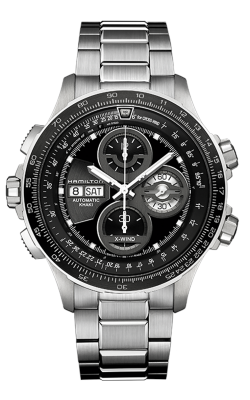 Hamilton Khaki Aviation X-Wind Auto Chrono LE Watch H77766131 product image