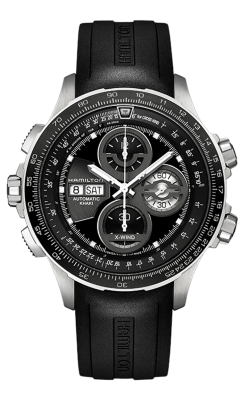 Hamilton Khaki Aviation X-Wind Auto Chrono LE Watch H77766331 product image
