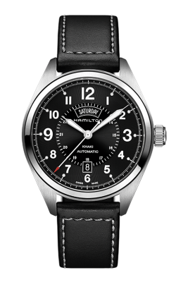 Hamilton Khaki Field Day Date Auto Watch H70505733 product image