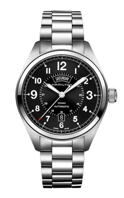 Hamilton Khaki Field Day Date Auto Watch H70505133 product image