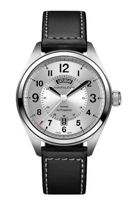 Hamilton Khaki Field Day Date Auto Watch H70505753 product image