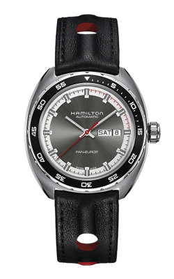 Hamilton American Classic Pan Europ Auto Watch H35415781 product image