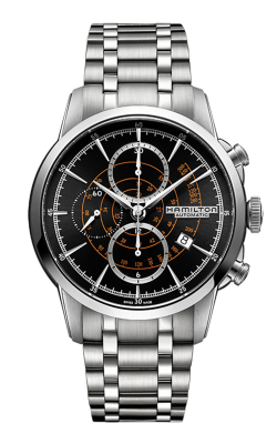 Hamilton American Classic Railroad Auto Chrono Watch H40656131 product image