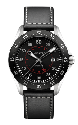 Hamilton Khaki Aviation Pilot GMT Watch H76755735 product image