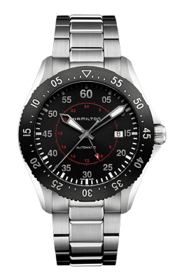 Hamilton Khaki Aviation Pilot GMT Watch H76755135 product image