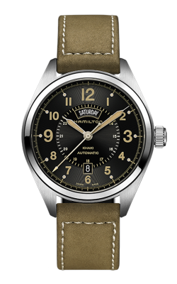Hamilton Khaki Field Day Date Auto Watch H70505833 product image