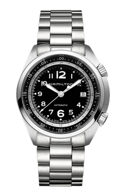 Hamilton Khaki Aviation Pilot Pioneer Auto Watch H76455133 product image