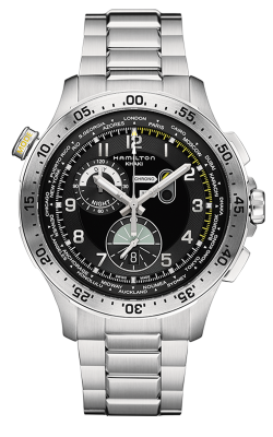 Hamilton Worldtimer Watch H76714135 product image