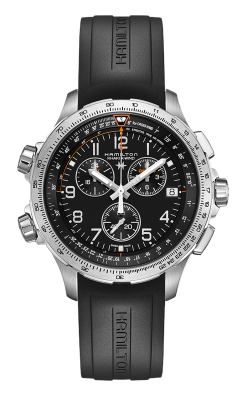 Hamilton X-Wind GMT Chrono Quartz Watch H77912335 product image