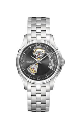 Hamilton Jazzmaster Open Heart Auto Watch H32565185 product image