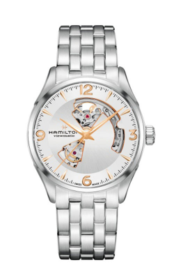 Hamilton Jazzmaster Open Heart Gent Watch H32705151 product image