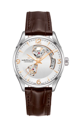 Hamilton Jazzmaster Open Heart Gent Watch H32705551 product image