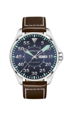Hamilton Khaki Aviation Pilot Auto Watch H64715545 product image