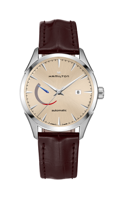 Hamilton Jazzmaster Power Reserve Watch H32635521 product image