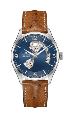 Hamilton Jazzmaster Open Heart Gent Watch H32705041 product image