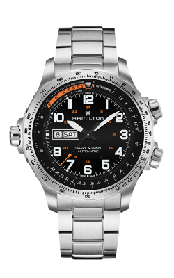 Hamilton Khaki X-Wind Watch H77755133 product image