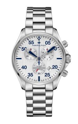 Hamilton Khaki Pilot Chrono Quartz Watch H76712151 product image