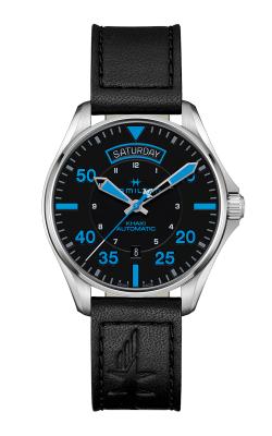 Hamilton Khaki Pilot Air Zermatt Day Date Auto Watch H64625731 product image