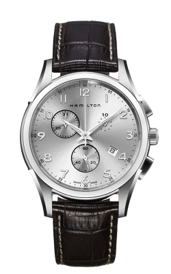Hamilton Jazzmaster Chrono Quartz Watch H38612553 product image