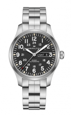 Hamilton Khaki Field Day Date Auto Watch H70535131 product image