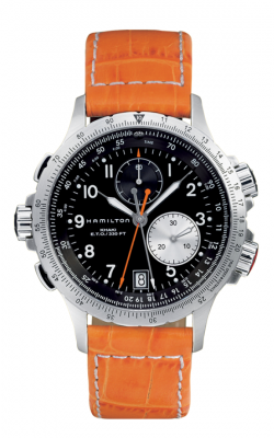 Hamilton Khaki ETO Chrono Quartz Watch H77612933 product image