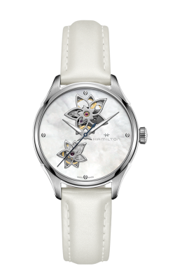 Hamilton Jazzmaster Open Heart Lady Auto Watch H32115892 product image