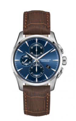 Hamilton Jazzmaster Auto Chrono Watch H32586541 product image