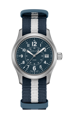 Hamilton Khaki Field Quartz 38mm Watch H68201043 product image