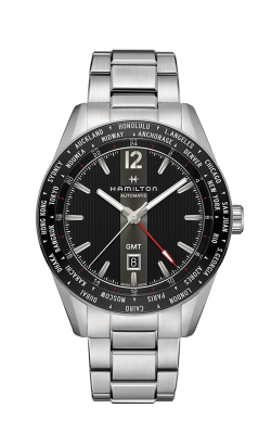 Hamilton GMT Watch H43725131 product image