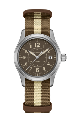 Hamilton Khaki Field Quartz Watch H68201093 product image