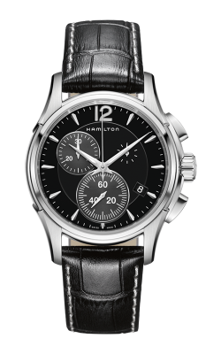 Hamilton Jazzmaster Chrono Quartz Watch H32612731 product image
