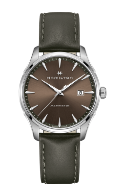 Hamilton Jazzmaster Gent Quartz Watch H32451801 product image