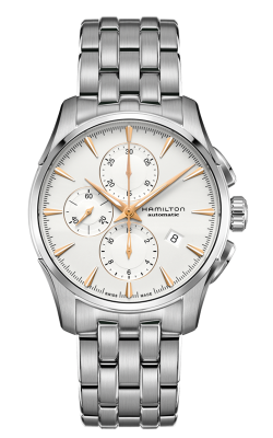 Hamilton Jazzmaster Auto Chrono Watch H32586111 product image