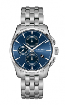 Hamilton Jazzmaster Auto Chrono Watch H32586141 product image