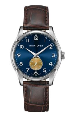 Hamilton Jazzmaster Thinline Small Second Quartz Watch H38411540  product image