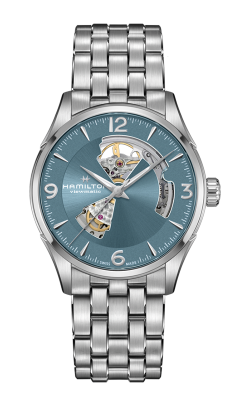 Hamilton Jazzmaster Open Heart Auto Watch H32705142 product image